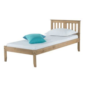 "Sussex Beds - 3'0"" Ewhurst Pine Bedstead"