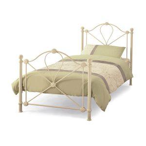 """3'0"""" Bedstead - Ivory Gloss"""