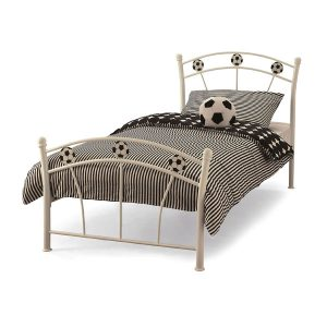 "2'6"" Bedstead - White Gloss"