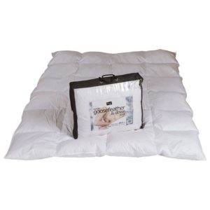 "Sussex Beds - 3'0"" 10.5 Tog Goose Feather and Down Duvet"