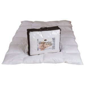 "Sussex Beds - 3'0"" 13.5 Tog Goose Feather and Down Duvet"