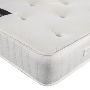 "Sussex Beds - 2'6"" Bedstead Emerald Mattress"
