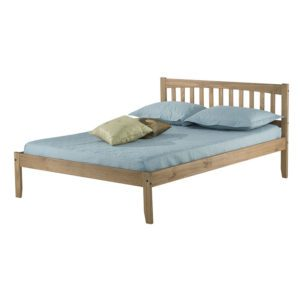 "Sussex Beds - 4'0"" Bury Pine Bed Frame"