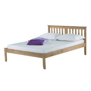 "Sussex Beds - 4'0"" Ewhurst Pine Bedstead"