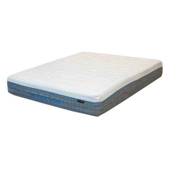 """Sussex Beds - 4'6"""" Double Gel Plush Ortho Mattress"""