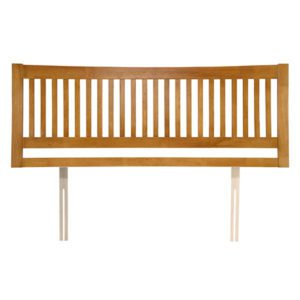 "Sussex Beds - 3'0"" Alpine Honey Oak Headboard"