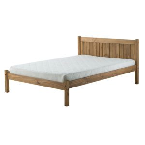 Sussex Beds - 4'0'' Bowley Pine Bedstead