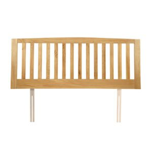 "Sussex Beds - 3'0"" Copthorne Oak Headboard"