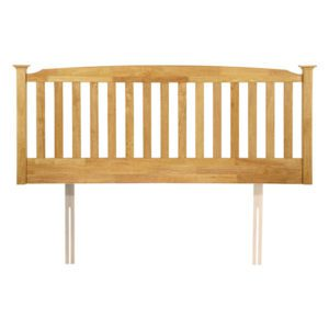 "Sussex Beds - 3'0"" Hawkhurst Honey Oak Headboard"