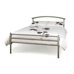 "4'0"" Bedstead - Silver"