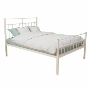 """Sussex Beds - 3'0"""" Single Crediton Ivory HFE Bed Frame"""