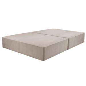 """Sussex Beds - 4'0"""" Small Double True Edge 1000 Non Storage Base"""