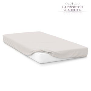 """Sussex Beds - 3'0"""" Cream Fitted Sheet"""