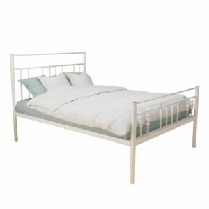 """Sussex Beds - 3'0"""" Single Halewood Ivory HFE Bed Frame"""