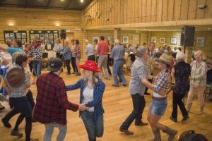 Sussex Beds sponsor Charity Barn Dance