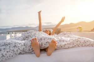 Summer sleeping tips as temperatures soar