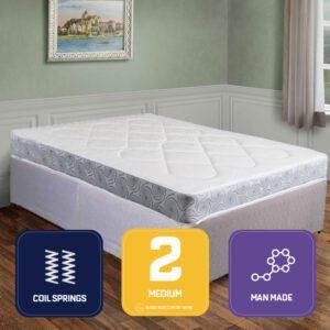 "Sussex Beds - 2'6"" Small Single Pandora Divan Bed"