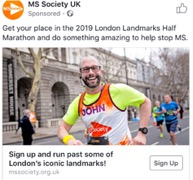 Logistics/HR Director becomes face of national charity campaign to recruit fundraisers