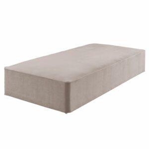 "Sussex Beds - 2'6"" Small Single True Edge 1000 Non Storage Base"