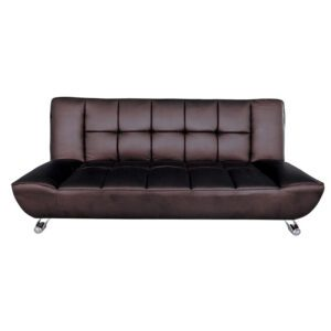 Sussex Beds - Thorpe Brown Sofa Bed