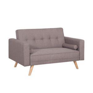 Sussex Beds - Camberley Grey Medium Sofa Bed