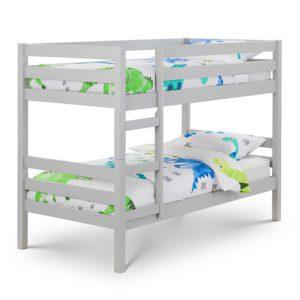 Sussex Beds - Dallas Grey Bunk Bed
