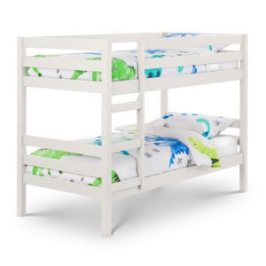 Sussex Beds - Dallas White Bunk Bed