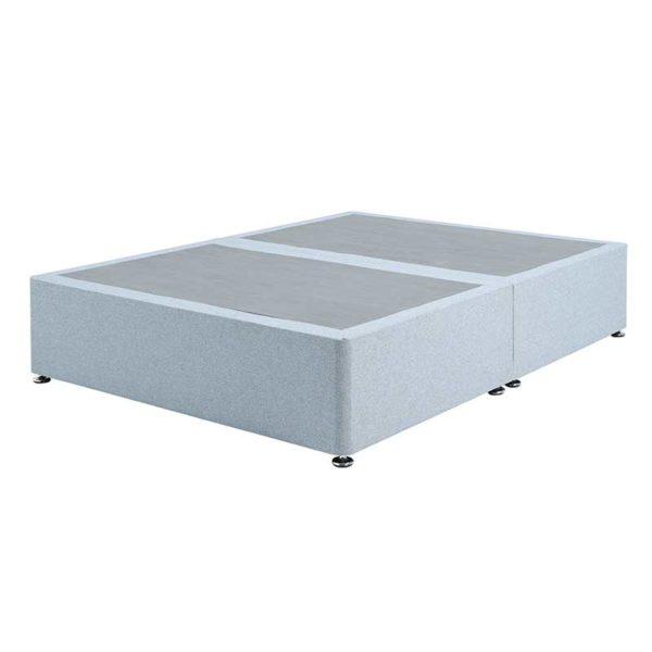 """Sussex Beds - 4'0"""" Small Double Paris Platform Top Non Storage Base"""