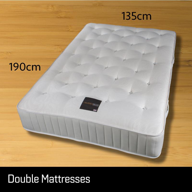double size mattresses
