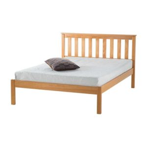 """Sussex Beds - 4'0"""" Small Double Tilgate Pine Bedstead"""