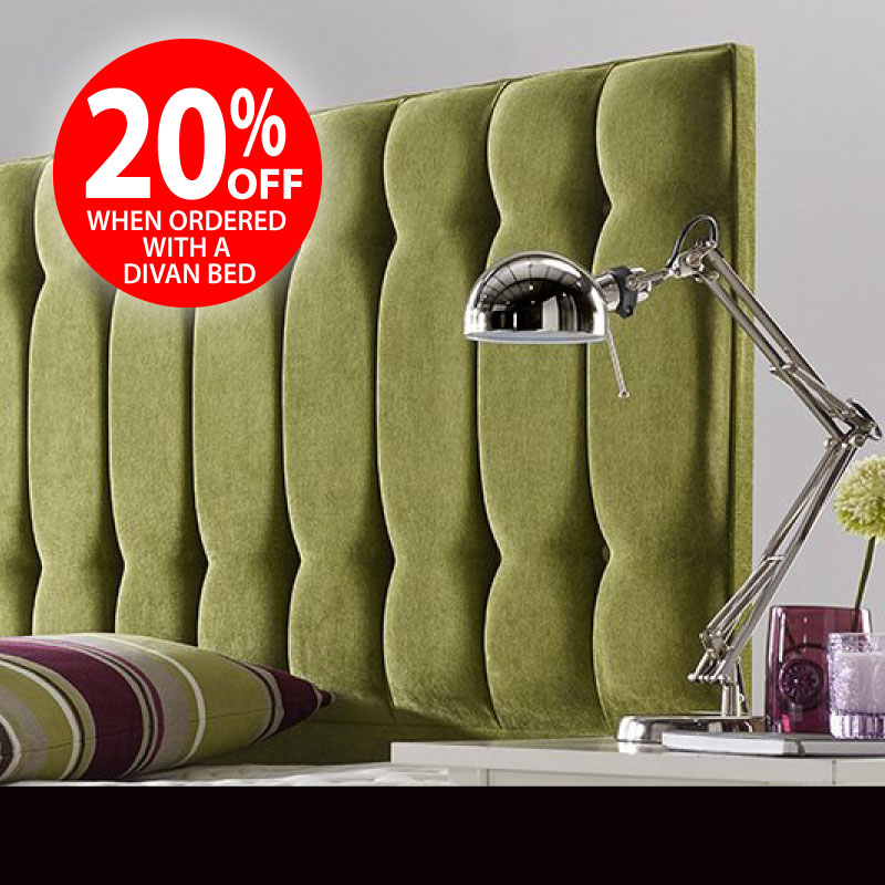 20% off fabric-headboards - sussexbeds