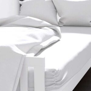 """Sussex Beds - 3'0"""" 30cm Fitted Sheet"""