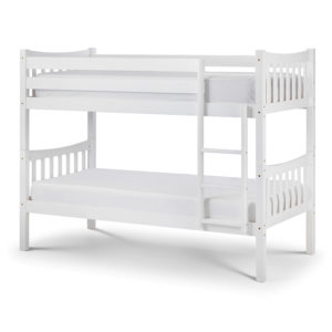 Sussex Beds - Odessa White Bunk Bed