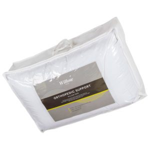 Sussex Beds - Orthopaedic Support Pillows Twin Pack