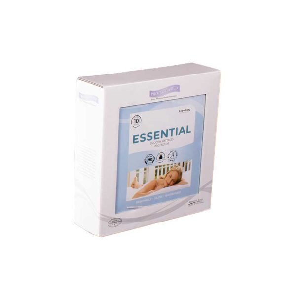 """Sussex Beds - 3'0"""" Single Essential Mattress Protector"""