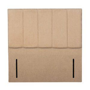 "Sussex Beds - 2'6"" Small Single Sasha Floor Standing Headboard"