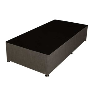 """Sussex Beds - 2'6"""" Small Single Milano Platform Top Non Storage Base"""