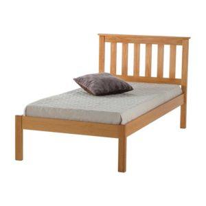 """Sussex Beds - 3'0"""" Single Tilgate Pine Bedstead"""