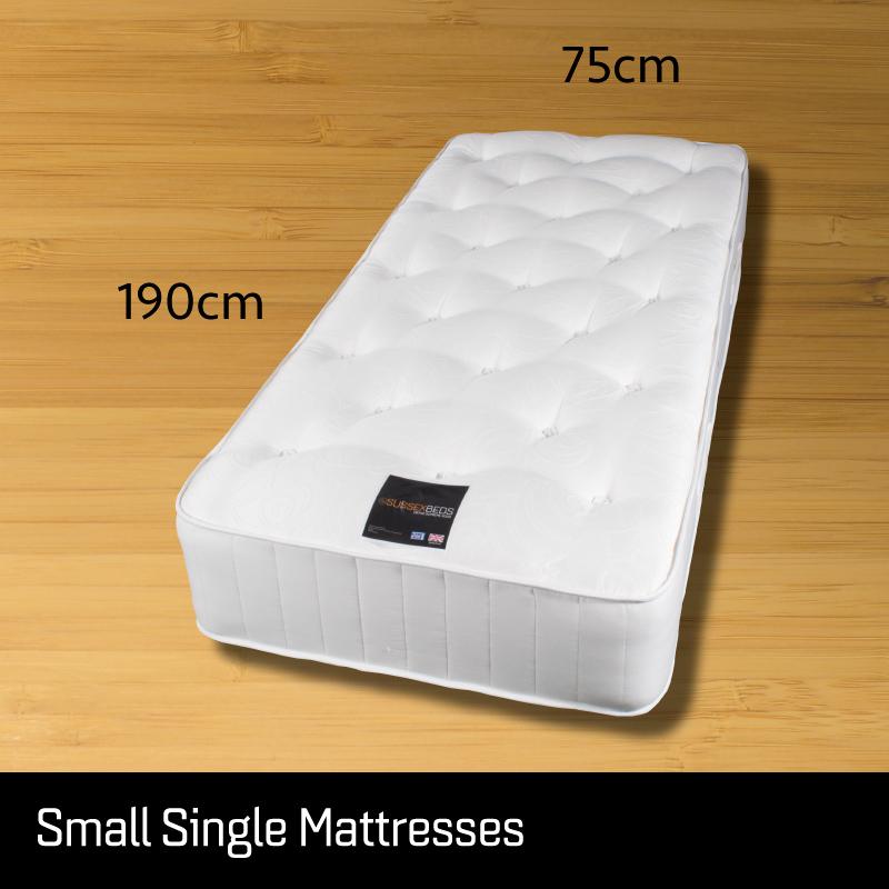 small single size mattresses