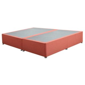 "Sussex Beds - 6'0"" Super King Paris Platform Top Non Storage Base"